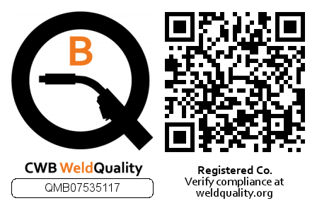 CWB Weld Quality Mark